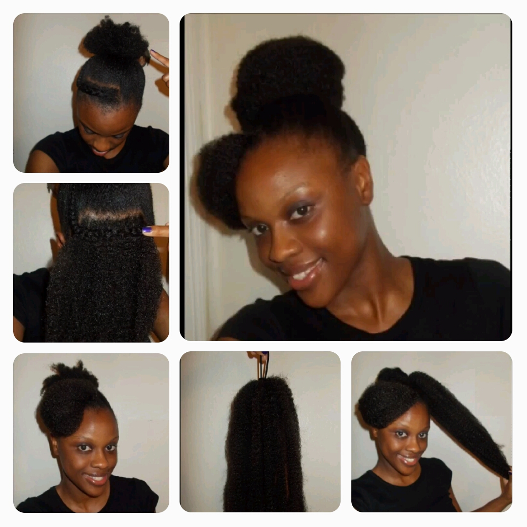 Protective Hairstyles Natural Droc