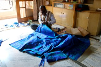ikat and the tailor