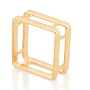 Anel Rommanel 512822 quadrado