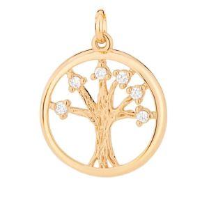 Pingente Rommanel 542182 árvore da vida