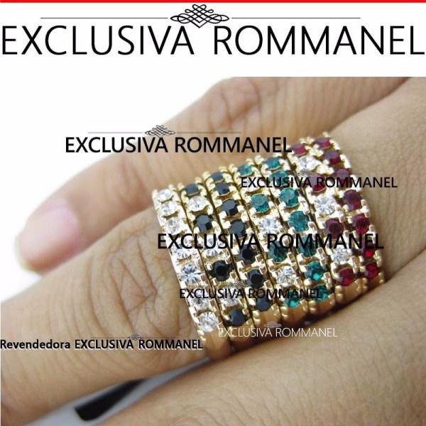 Anel Rommanel 510025