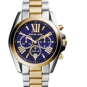 Relógio Michael Kors BradShaw Cronógrafo Analógico Feminino