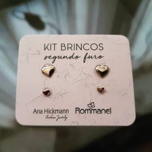 Brinco Rommanel 526221