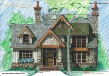 Spotlight Plan Of Week Mountain Cottage
