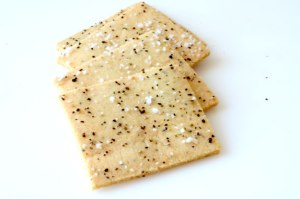 Gluten-free-crackers