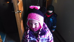 snowy-kids