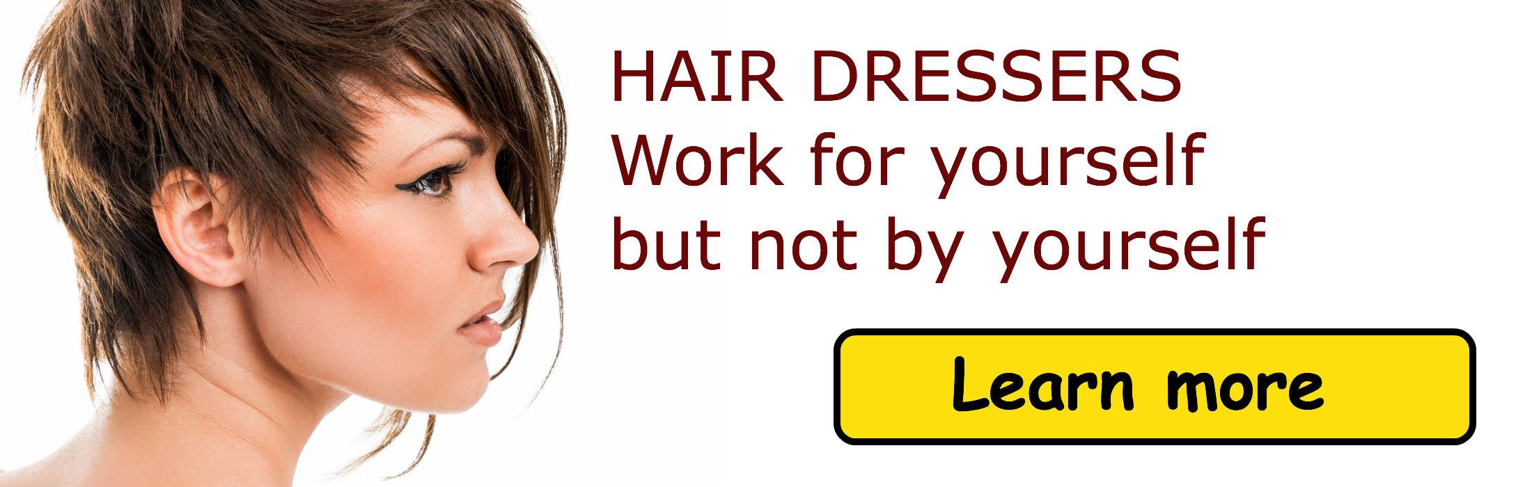 Hair dressing jobs