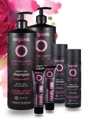 Organic Shampoo Hairdresser Sydney
