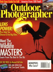 Cover of 2001 Outdoor Photographer