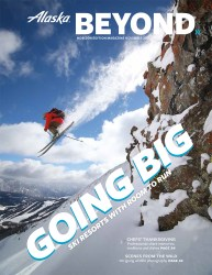 Cover of 2017 Alaska Beyond Magazine