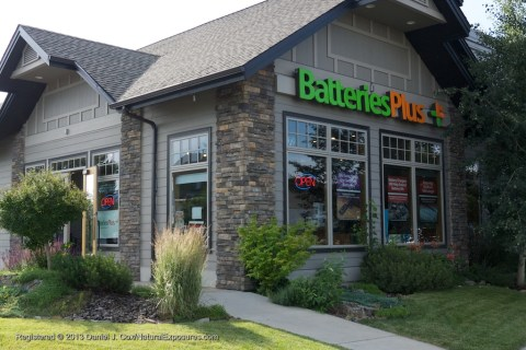 Batteries Plus stores in Bozeman, Montana