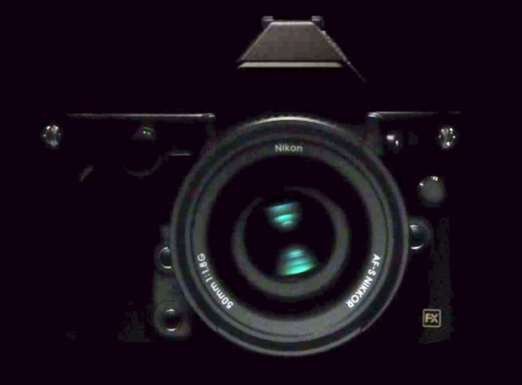 Nikon's new camera coming November, 5th.