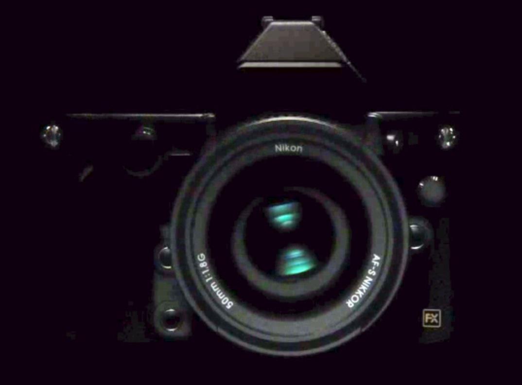 Nikon's new camera coming November, 5th.