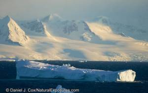 Stunning views along the Gerlache Strait. Antarctica. Nikon D600.
