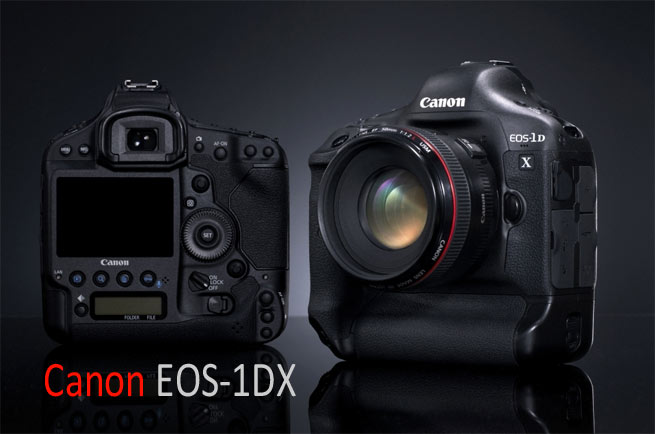Canon's flagship professional camera the EOS1DX gets a major firmware update.