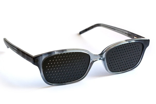 Eyebody Pinhole Glasses