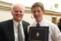 Paul and Jeff at Seminary Graduation