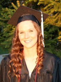 Allison Graduation from SUU