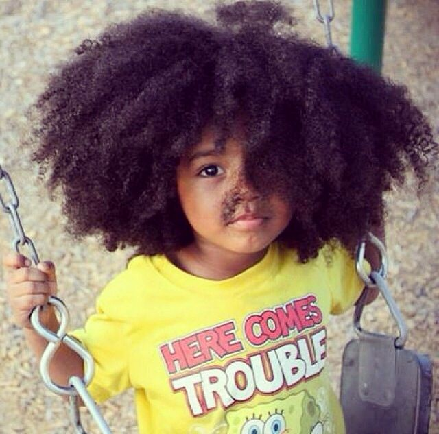 Natural Hairstyles For Children Natural Fantastic