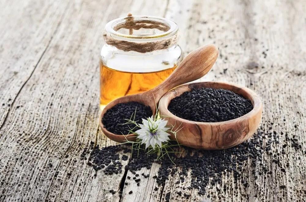 Black Seed Oil Nutrition Info