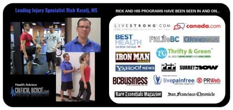 Unlock Your Hip Flexors By Rick Kaselj