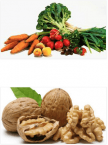 Foods rich in estrogen