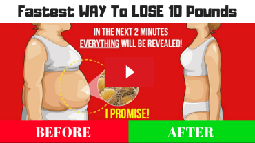 The Fastest WAY To LOSE 10 Pounds Healthfully