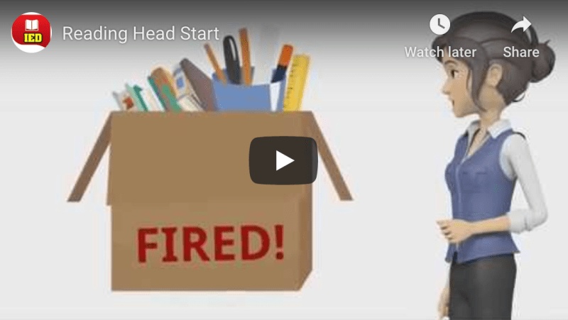 Sarah Shepard Reading Head Start Review