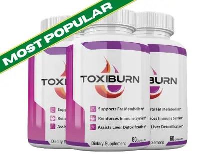 How Does ToxiBurn Work