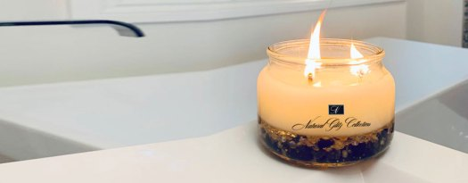 Candles with 45+ hour burn time