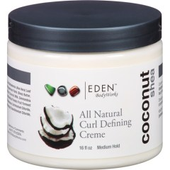 Eden Body Works Coconut Shea Curl Defining Crème