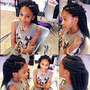 hairstyles for teens marley braids