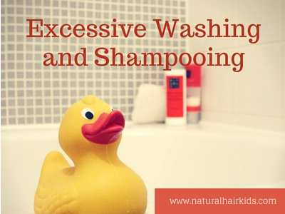 Washing Natural Hair Too Much