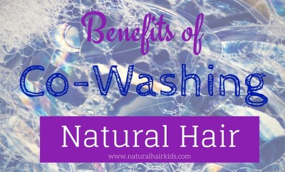 cowashing natural hair