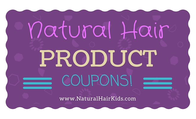Natural Hair Product coupons