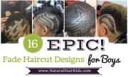 epic fade haircut design