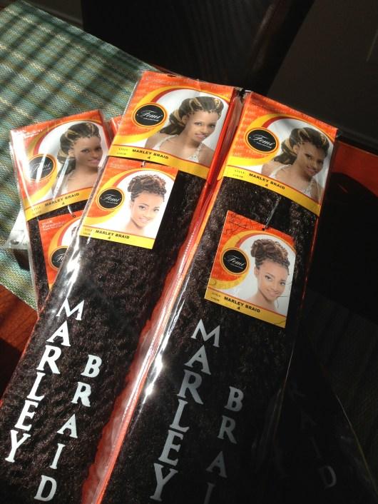Femi Collection Marley Braid Hair