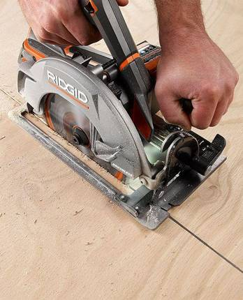 How To Cut Plywood With A Circular Saw : plywood, circular, Cutting, Plywood, Circular
