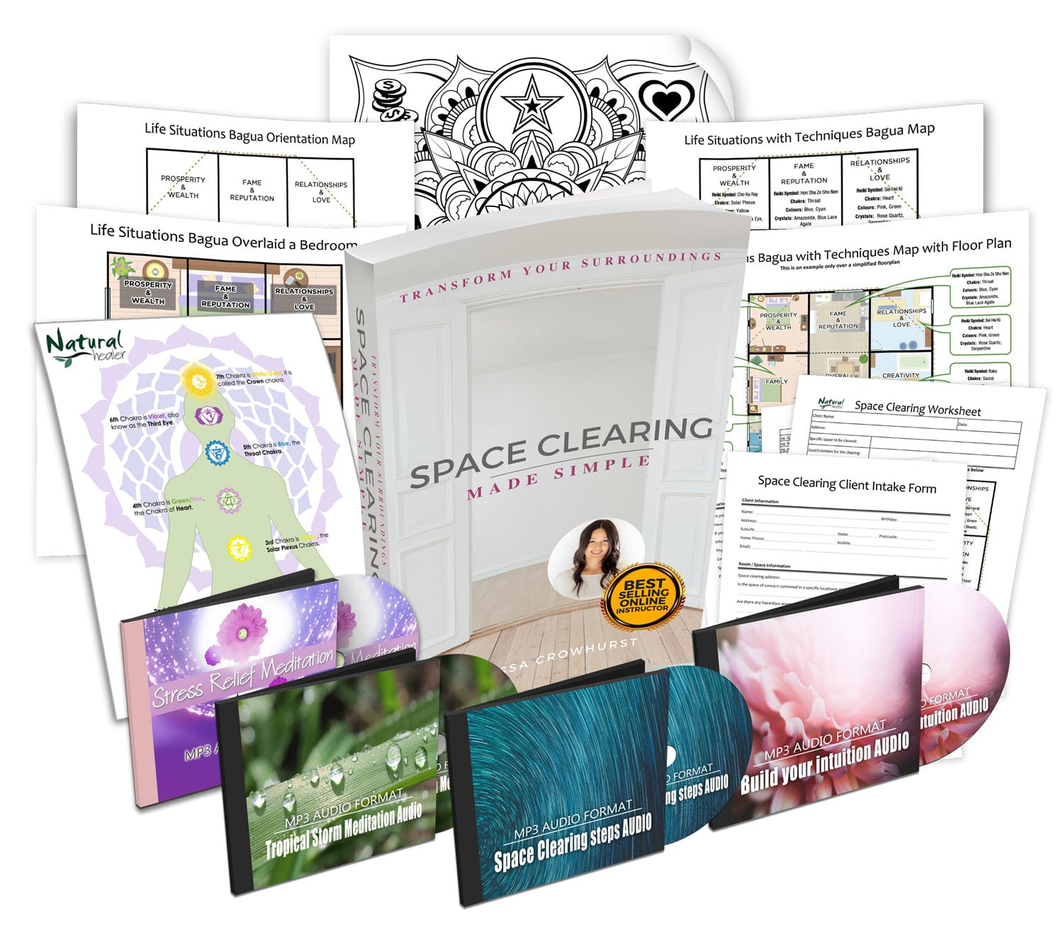 Reiki Space Clearing Certification Course
