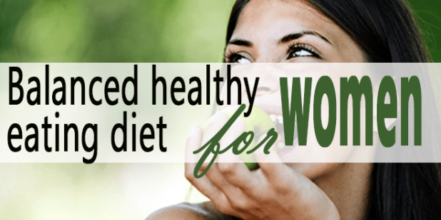 Balanced-healthy-eating-diet-for-women