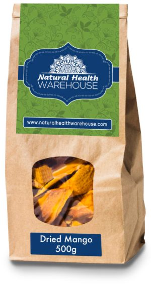 Natural Health Dried Mango