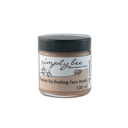 Simply Bee Honey Face Hydrating Mask
