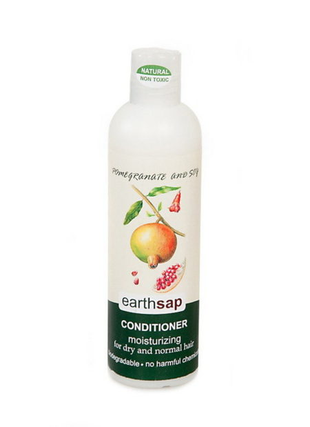 Earthsap Moisturising Pomegranate & Soy Conditioner