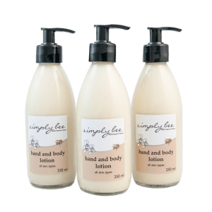 Simply Bee Hand & Body Lotion