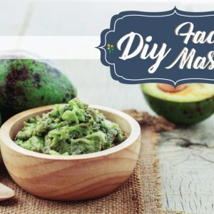 AVOCADO & FLAX SKIN BENEFITS + DIY MOISTURIZING FACE MASK