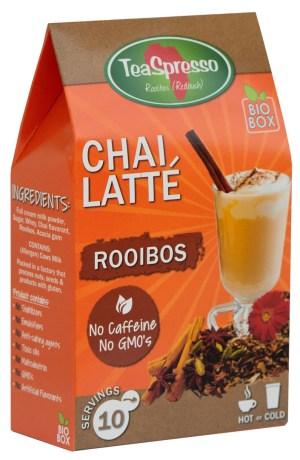 Teaspresso Chai Latte