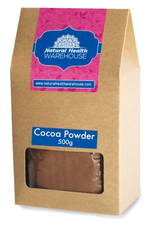 Natural Health Cocoa Powder