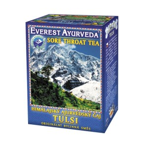 TULSI Cold & Sore Throat Ayurveda Tea