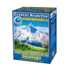 DHATAKI Heavy Menstruation Ayurveda Tea