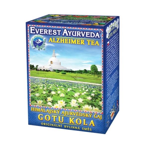GOTU KOLA Brain Disorders & Dementia Ayurveda Tea